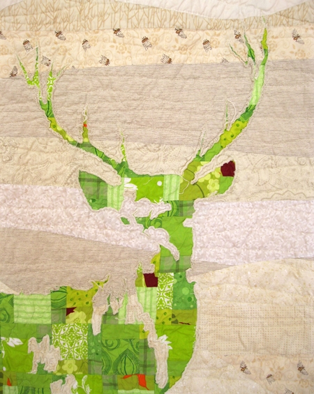 Stag Quilt