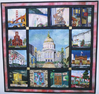 Mayor Wille Brown Quilt