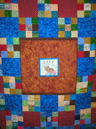 """The Kids"" Inauguration Quilt"