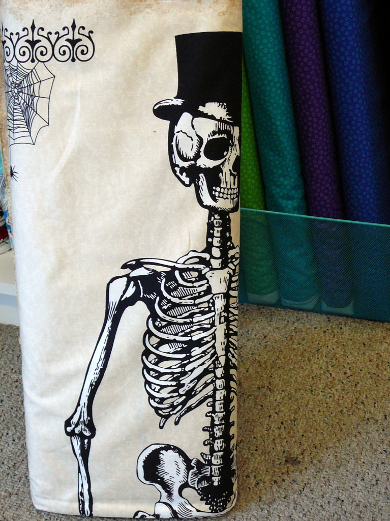 Dapper skeleton panel